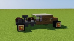 Hot Rod Minecraft Map & Project