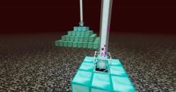 Beacon Warp Minecraft Map & Project