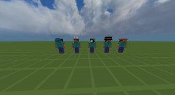 HEAD WEAR (ARMOURES WORKSHOP) Minecraft Mod