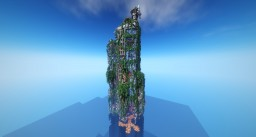 Mercy Tower Minecraft Map & Project