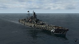 KMS Bismarck - German WW2 Battleship Minecraft