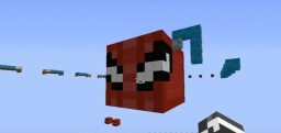 Subscribe to Spiderman FanYT (Parkour) Minecraft Map & Project