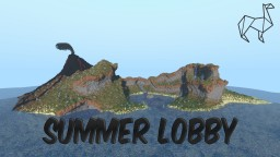 Fantasy-Lobby Minecraft Map & Project