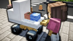 Minecraft - How To Decorate Your Minecraft World With Custom Heads Minecraft