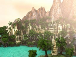 | D R A C O |   Ancient/Rustic City Minecraft Map & Project