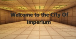 City Of Imperium Minecraft Map & Project