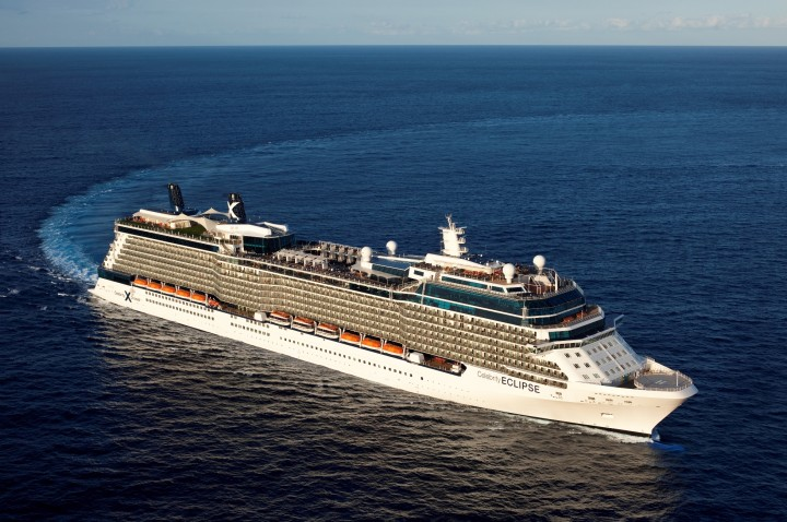 The REAL Celebrity Eclipse!