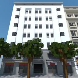 390 Estado, Santiago Minecraft Map & Project