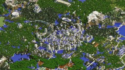 Frissia Minecraft Map & Project