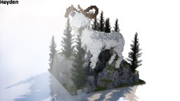 The Lost Goat Minecraft Map & Project
