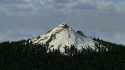 Mount Shasta Minecraft
