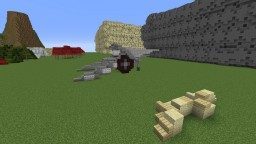 Heavy Siege Artillery (based and influenced by the German Big Bertha Seige howitzer) Updated Minecraft Map & Project
