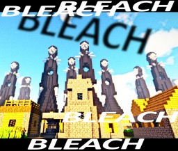 Tv.(bleach)©Copyright ((dozens of gillian's)) Minecraft Map & Project