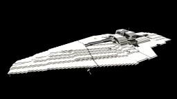 Beowulf Class - Patrol Cruiser Minecraft Map & Project