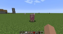 Pink Sheep Seed Minecraft Map & Project
