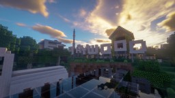 City of Baywood V0.55 [for Bedrock edition] Minecraft Map & Project