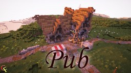 Pub Minecraft Map & Project