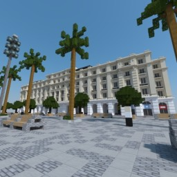 Portal Fernandez Concha Minecraft Map & Project