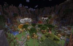 MOONDUST  ►  Peaceful Skyblock Minecraft Server