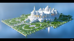 Swaminarayan Mandir Minecraft Map & Project