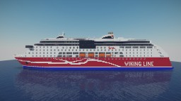 Viking Line M/S Viking Grace! Minecraft Map & Project