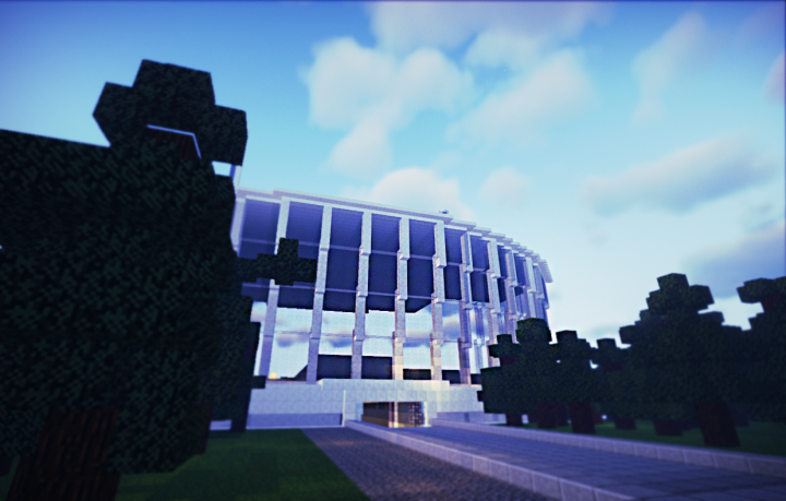 Star Labs by SPHEN0X We've only edited the inside of it and dropped it to another City!