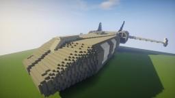 Leopard Dropship   Battletech/Mechwarrior [1:1] Minecraft Map & Project