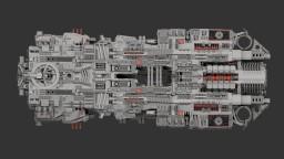 [FGSA]Y235_Spaceship Minecraft Map & Project