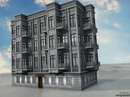 Simple Apartment Minecraft