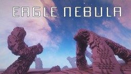 "EAGLE NEBULA ""Day & Night Sky"" Minecraft Texture Pack Minecraft Texture Pack"