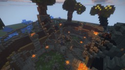 Cosy spawn Minecraft Map & Project
