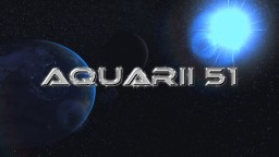 AQUARII 51 - 1.13.1 Survival Map! DOWNLOAD! Minecraft Map & Project