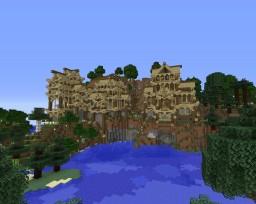 Oaken Temple Minecraft Map & Project