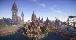 New Project Altara City Minecraft