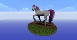 Horse Minecraft Map & Project
