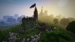 Girsberg castle Minecraft