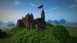 Saint Ulrich castle Minecraft Map & Project