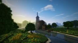 Spesbourg Castle Minecraft