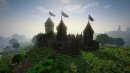 Eguisheim castle Minecraft