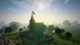 Birkenfels castle Minecraft Map & Project