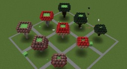 Slime Block Launch Pads Minecraft Map & Project