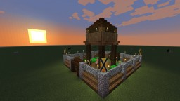 Self Sufficient Villager Farm Minecraft Map & Project