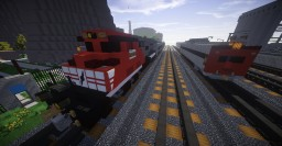 【NS 8520】 DC to AC Conversion Locomotive Minecraft Map & Project