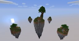 Skywars map// 4 teams of 1// cavehouse Minecraft Map & Project