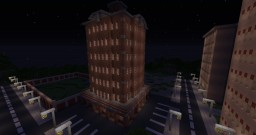 brick building law firm Minecraft Map & Project