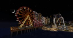 Cedar Pier (AKA The Pier) Minecraft Map & Project