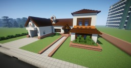 Rick and Morty House Minecraft Map & Project
