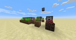 Dispenser Crop Placer Minecraft Map & Project
