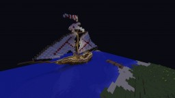 Ship + Schematic Minecraft Map & Project