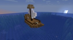 Ocean Exploration Minecraft Map & Project
